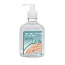 ALCOOL GEL ANTISSÉPTICO CLEAN 70º 500 ML